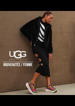 Prospectus UGG : Nouveautés / Femme