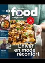 Journaux et magazines Carrefour Market : Février 2021