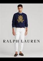Prospectus RALPH LAUREN : Nouveautés Pour Hommes