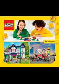 Prospectus LEGO Store Paris  : Lego 2021