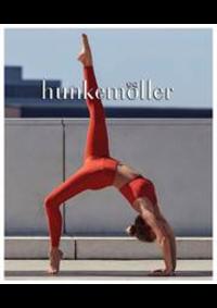 Prospectus Hunkemoller DRANCY : Collection Yoga