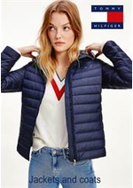 Prospectus Tommy Hilfiger : Jackets and coats