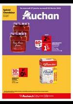 Promos et remises Auchan : Des économies au quotidien