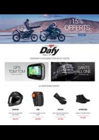 Prospectus DAFY MOTO BORDEAUX : Soldes et Bons Plans !