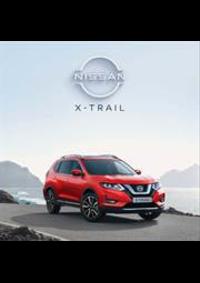 Prospectus Nissan BRUGES : Nisan X-Trail