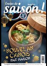 Bons Plans Carrefour : Nouvel An chinois fait maison