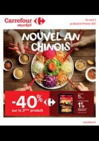 Prospectus Carrefour Market MASSY : Nouvel An Chinois