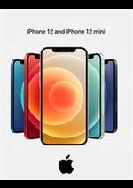 Prospectus Apple : iphone 12