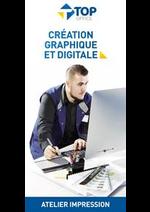 Services et infos pratiques Top office : Création Graphique et digitale