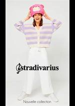 Prospectus Stradivarius : Nouvelle collection