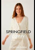 Prospectus Springfield : Collection femme