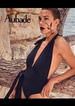 Prospectus Aubade : Nouvelle Collection