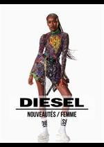 Catalogues et collections Diesel : Nouveautés  Femme