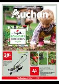 Prospectus Auchan OSNY : Les petits bonheurs extérieurs