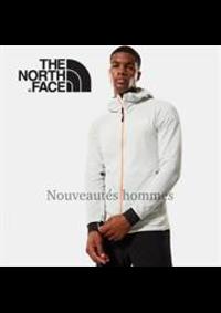 Prospectus The North Face PARIS ST GERMAIN : Nouveautes hommes
