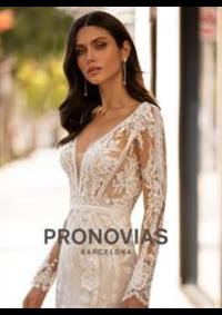 Prospectus Pronovias Paris : Nouvelle Collection