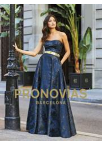 Prospectus Pronovias Paris : Robes longues de soirée