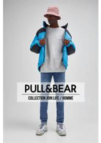 Prospectus Pull & Bear Créteil : Collection Join Life / Homme