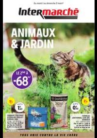 Promos et remises Intermarché Super Allinges : ANIMAUX & JARDIN