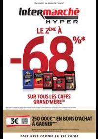 Prospectus Intermarché Hyper Thonon-Les-Bains : TOUS UNIS CONTRE LA VIE CHÈRE