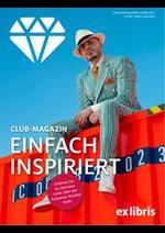 Prospectus Ex Libris : Ex Libris Club-Magazin März/April 2021
