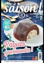 Prospectus Carrefour : Pâques Gourmandes !
