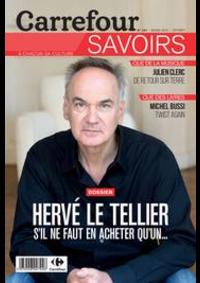 Prospectus Carrefour Drancy : Dossier Hervé Le Tellier