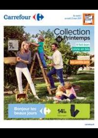 Prospectus Carrefour St-Quentin-en-Yvelines - Montigny-Le-Bretonneux : Collection TEX Printemps