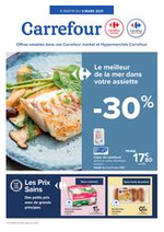 Promos et remises Carrefour Market : folder Carrefour Market