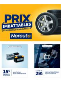 Prospectus Norauto ARGENTEUIL : Prix imbattables