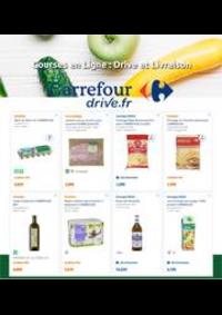 Prospectus Carrefour Drive Sartrouville : Offres Carrefour Drive
