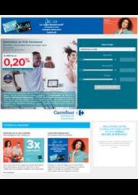 Prospectus Carrefour Banque PARIS (Metro Porte d'Auteuil) : Offres Carrefour Banque