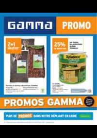 Prospectus GAMMA MECHELEN : Gamma Promo