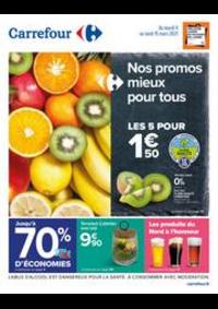 Prospectus Carrefour Drancy : Nos promos mieux pour tous