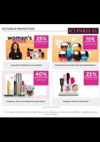 Prospectus Ici Paris XL Bruxelles - Pl de Marché aux Herbes  : Women's week