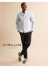 Prospectus Cyrillus Créteil : Collection Chemises / Homme