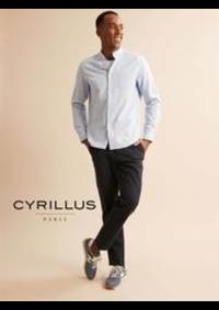 Prospectus Cyrillus Vincennes : Collection Chemises / Homme