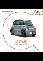 Promos et remises  : Citroën AMI