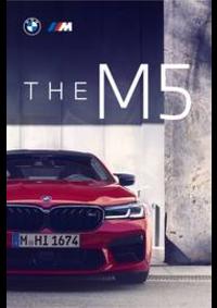 Prospectus BMW PARIS 4 : BMW M5