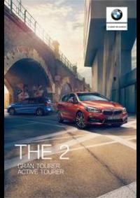 Prospectus BMW LE CHESNAY : BMW Active Tourer