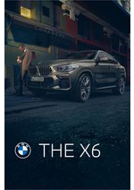 Prospectus BMW : BMW  X6
