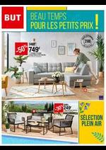 Prospectus BUT : Beau Temps Pour Les Petits Prix