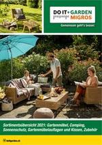 Promos et remises  : Gartenmöbel 2021