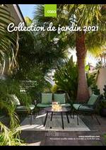Prospectus  : Collection de jardin 2021
