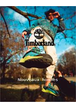 Catalogues et collections Timberland : Nouveaux hommes