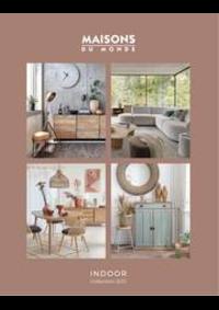 Prospectus Maisons du Monde Bruxelles : Indoor Collection 2021