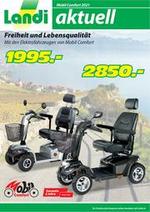 Promos et remises  : LANDI - Mobil Comfort 2021