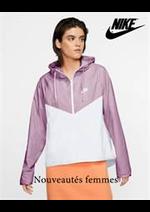 Prospectus Nike : Nouveautes femmes