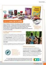 Prospectus Colruyt : Vers un cacao 100 % certifié