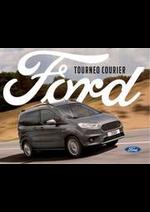 Promos et remises  : Ford Tourneo Courier